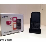 Celular Zte Style Qwerty Mp3 Android Wifi Libres Gtia