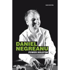 Livro De Poker Daniel Negreanu - Power Hold