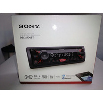 Sony Xplod Dsx-a400bt Media Receiver Bluetooth Subwoofer Aux