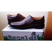 Zapatos Baraldi Elegancia Y Confort Corte De Borrego