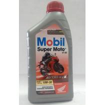Óleo Mobil Moto 10w30 Semissintético (original Honda)