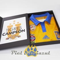 Jersey Tigres Edision Especial Conmemorativo Campeon 2015