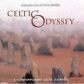 Cd Celtic Odyssey A Contemporary Celtic Journey (importado)