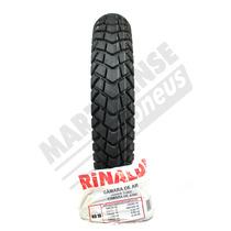 Kit 1 Pneu 130/80-18 Tr300 Vipal Moto Honda Xre300 + Camara