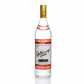 Vodka Stolichnaya 1 Lt Tradicional Russa