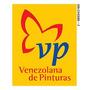 Un Cuñete De Pintura Azul Oceano Venezolana De Pintura
