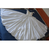 Vestido De Novia Diseñadora Verónica De La Canal