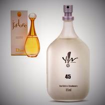 Perfume Deo Colônia 45 Inspiração J