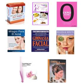 Libros Pdf:belleza,cuidado D Cutis,maquillaje,peinados,acne