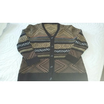 Pullover Cardigan Port Said Xl Impecable Oferta....