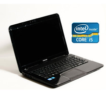 Notebook Toshiba L845 I5 4gb 650 Gb W8 14 Usb 3.0