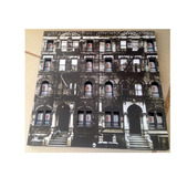 Quadro 3d Do Cddvd Led Zeppelin Physical Graffiti Frete Grát