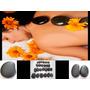 Piedras Caliente Basalto Masaje + Olla + Curso Personalizado