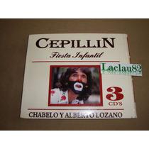 Cepellin Fiesta Infantil 2006 Orfeon Cd