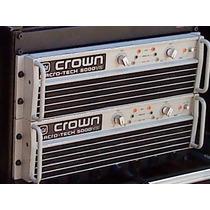 Crown Macro 5000 Con Facturas De Compra Importados