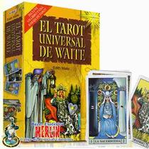 Estuche Tarot Universal De Waite - Libro Y Baraja