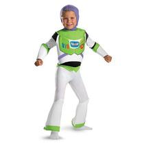 Buzz Lightyear Traje Niño Deluxe