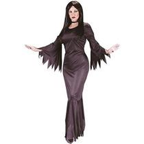 Disfraz Funworld Vestuario Morticia Señora