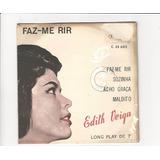 Edith Veiga - Faz-me Rir - Compacto - Ep 98
