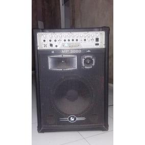 Caixa Amplificada Mp3000 Frahm