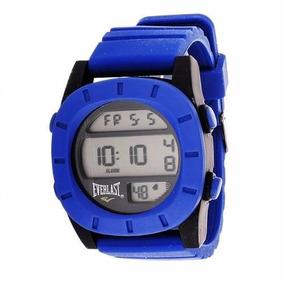 Reloj Everlast Evwf004bl Azul 100% Original **envío Gratis*