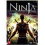 Dvd Ninja O Guerreiro Imortal /original /dublado /usado