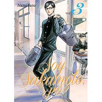 Soy Sakamoto, ¿por? Vol. 3 Nami Sano Envío Gratis
