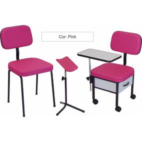 Kit Manicure : Cirandinha + Cadeira Cliente + Tripé