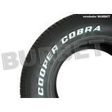 02 Pneus 225/70r14 Cooper Cobra P/ Opala Muscle Car Hot Rod