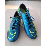 Botines Nike Mercurial Victory 5 Sg (tapones De Aluminio)