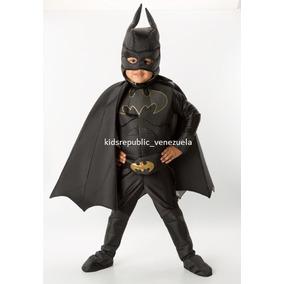 Disfraz De Batman Para Niño Superheroe Anaindy