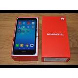 Huawei Y6 Ii Grande,2ram,13 Mpx,16 Gb Int. Sellado+garantía