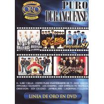 Dvd Puro Duranguense Nuevo 100% Original