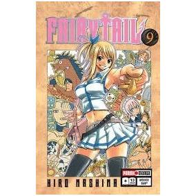 Fairy Tail Vol 9 Panini Manga Nuevo!