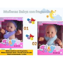 Muñecas Babys Lovely Con Aroma A Frutas