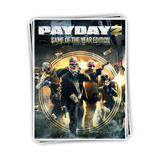 Payday 2 Goty Steam Pc Original 14+ Dlcs Pay Day | Bitshop