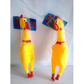 2 Pollos Chillones Juguete