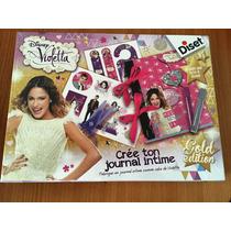 Diario Violetta Oficial Original Crie Seu Diario Violetta!!