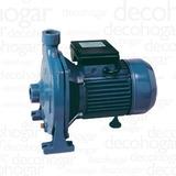 Bomba Centrifuga De Agua Trifásica Gamma Motor 3 Hp