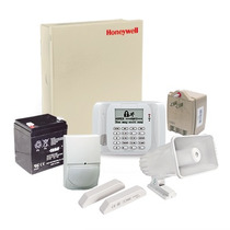 Alarma Residencial Alámbrica Honeywell Kit No. 2