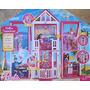 Juguete Barbie Malibu Dreamhouse Playset Casa Ideal W 40 Pe