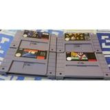 Fitas Super Nintendo, Master System, Mega Drive, Nintendo 64