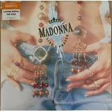 Madonna Like A Prayer Vinilo Color Rojo Importado Uk