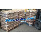 Carbón Vegetal Bolsa De Papel X 10 Kgs Lanus Hielo Alan