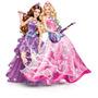 Barbie Pop Star Kit De Decoração De Festa 10 Displays Mdf