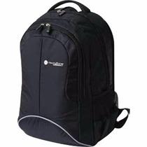 Backpack Escolar Laptop 15.4 Negro El Mas Vendido, Resisten