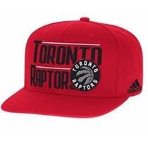 Gorra Adidas Snapback Nba Toronto Raptors Men Original