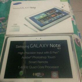 En Venta Tablets Samsung Galaxy Note 10.1, Jamás Usadas