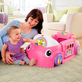 Fisher Price Caminador De Aprendizaje Centro De Juegos Rosa.