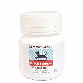 Estanca Sangue - Pó Hemostático - Quick Stopper